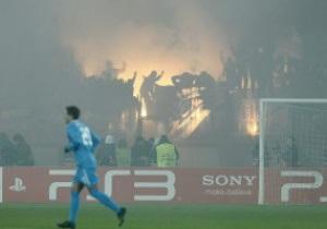 UEFA открыл дисциплинарное дело против питерского Зенита