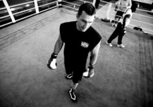 Фотогалерея: Финальная пора. Кличко завершает подготовку к бою с Мормеком
