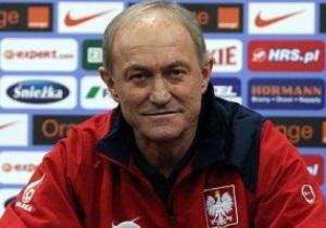 Тренер сборной Польши: Не стоит ждать от нас победы на Евро-2012