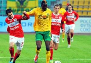 Динамо нацелилось на форварда Кубани и сборной Кот д-Ивуара
