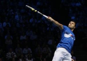 Итоговый турнир АТР: В финале встретятся Федерер и Тсонга