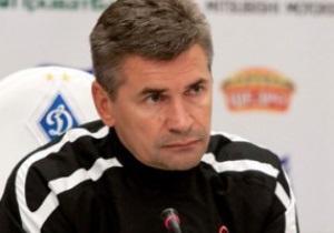 Официально: Тренер Зари отправлен в отставку
