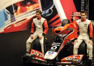 Российская команда Marussia Virgin Racing может быть исключена из Формулы-1