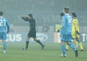 Представитель UEFA: Зенит могут обязать играть на нейтральном поле