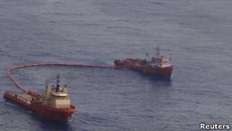 Бразилия запретила Chevron добывать у себя нефть