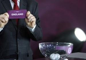 Стали известны телетрансляторы церемонии жеребьевки Евро-2012