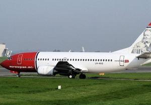 Скандинавская лоукост-компания намерена начать полеты в Украину