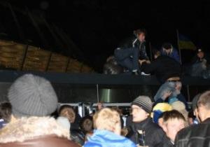Лубкивский: Руководство стадионов в Киеве и Львове устранит выявленные недостатки