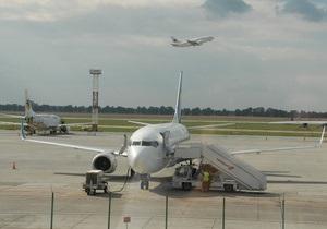 Одна из крупнейших украинских авиакомпаний нарастила перевозку пассажиров до 2,4 млн