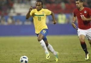 Полузащитник Шахтера: Постараюсь закрепиться в составе сборной Бразилии
