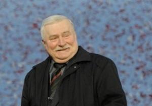 Валенса: Польша уже победила на Евро-2012