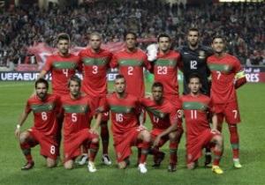 Португалия зарезервировала базы к Евро-2012 и в Украине, и в Польше
