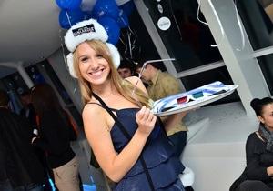 Долгожданная премьера в Украине: Finlandia Vodka презентовала неповторимый  Тающий лед