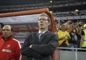 Тренер сборной Франции уверен, что у его команды нет шансов выиграть Евро-2012