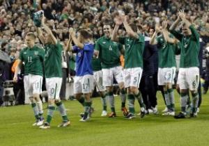 За выход на Евро-2012 ирландцы получат 4 миллиона евро