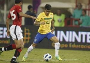 Игроки Шахтера и Динамо сыграли за сборную Бразилии