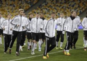 Матч Украины и Германии собрал рекордную зрительскую аудиторию в этом году