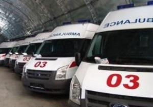 Матч Украина - Германия обслужат около сотни медиков