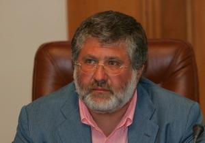 Коломойский вместе с Абрамовичем и другими бизнесменами стал акционером новой холдинговой компании метгиганта Evraz