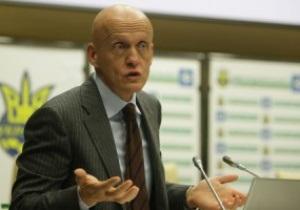 Коллина готов продлить соглашение с Федерацией футбола Украины