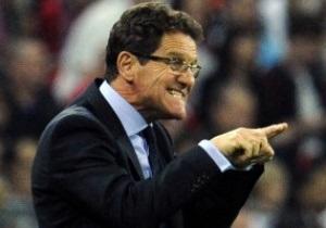 Игрокам сборной Англии разрешили взять жен на Евро-2012