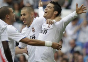 Ла Лига: Реал разгромил Осасуну, Барселона оступилась в Бильбао
