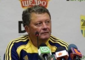 Маркевич: Имея такое преимущество, нужно было забивать Динамо