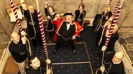 Начало Олимпиады в Лондоне возвестит колокольный звон