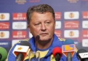 Мирон Маркевич: Я растроен, что и Динамо, и Ворскла не набрали очки