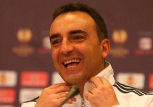 Тренер Бешикташа: Динамо играло превосходно, но с помощью болельщиков и настроя мы одержали победу