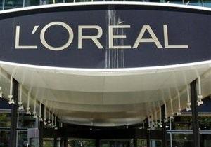 L`Oreal выведет на украинский рынок новую сеть по продаже натуральной косметики