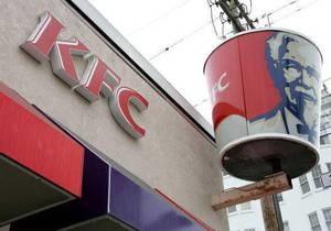 Ъ: Американский фастфуд KFC выходит на рынок Украины