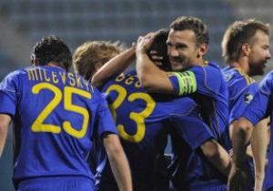 Блохин назвал состав на товарищеские матчи с Германией и Австрией