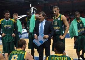 Суперлига: Киев разбирается с Говерлой, БК Одесса уступает в Днепропетровске