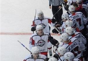 Донбасс победил в столице Удмуртии и вышел на первое место в Западной конференции ВХЛ