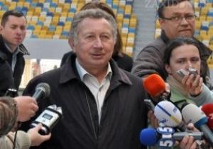 Директор строительства: Арена Львов готова на 87%