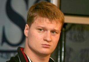 Боксер, бросивший вызов Кличко, собирается без проблем отобрать титул Поветкина