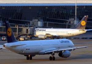 Lufthansa увеличила пассажирооборот, но снизила прибыль
