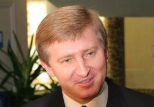 Компания Ахметова привлекает еще один многомиллиардный кредит в российских рублях