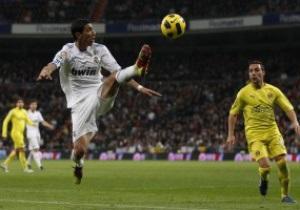 Ла Лига: Реал торпедирует желтую субмарину