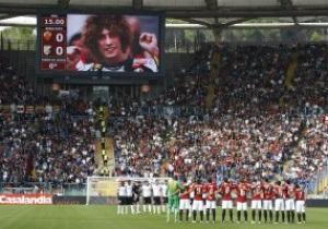 На похороны итальянского мотогонщика Марко Симончелли придут 60 тысяч человек