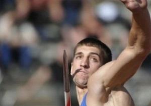 Украинского легкоатлета уличили в применении допинга