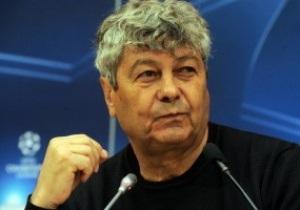 Луческу: Матч с Динамо важен только в плане имиджа Шахтера
