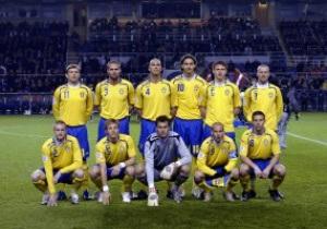 Источник: Во время Евро-2012 сборная Швеции будет жить в Харькове