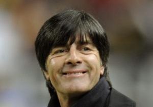 Тренер сборной Германии: Нельзя недооценивать сборную Украины