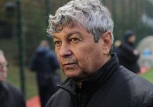 Луческу назвал  детским  протест ультрас донецкого Шахтера
