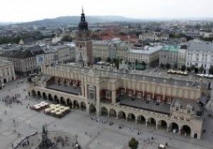 Сборная Голландии во время Евро-2012 поселится в Кракове