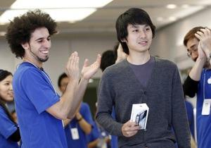 Китай стал вторым крупнейшим рынком сбыта для Apple после США