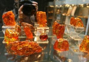 В Житомирской области найдены новые залежи янтаря