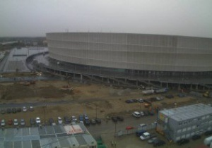 Первый матч на стадионе к Евро-2012 во Вроцлаве состоится 28 октября